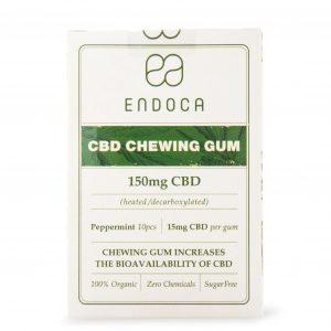Gomme de CBD - CBD Chewing Gum