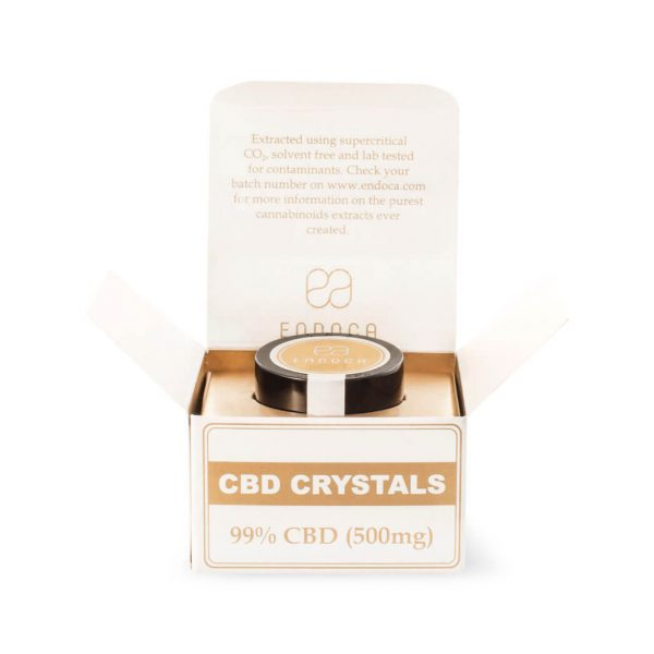 cbd pur - Pure CBD crystals