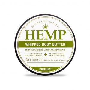 Crème de CBD - Hemp Body butter